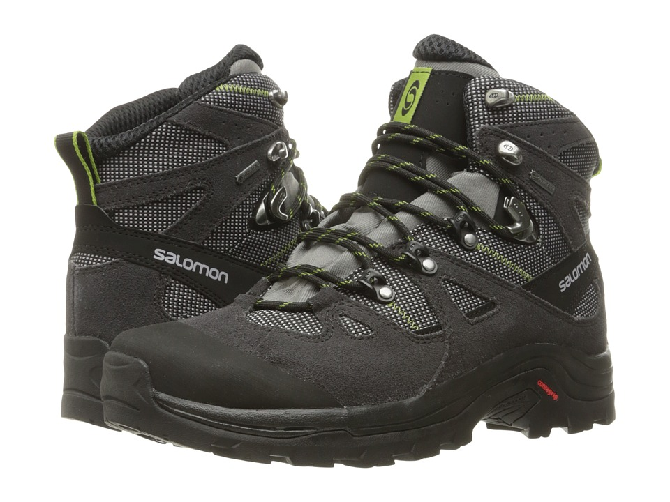 Salomon - Discovery GTX (Detroit/Autobahn/Turf Green) Men's Hiking Boots