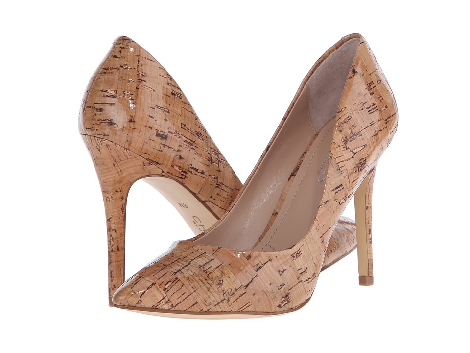 Charles by Charles David - Pact (Natural Glossy Cork) High Heels