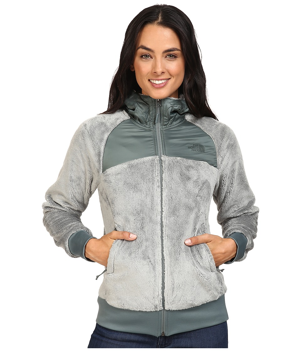 The North Face - Oso Hoodie (Wrought Iron) Women's Jacket
