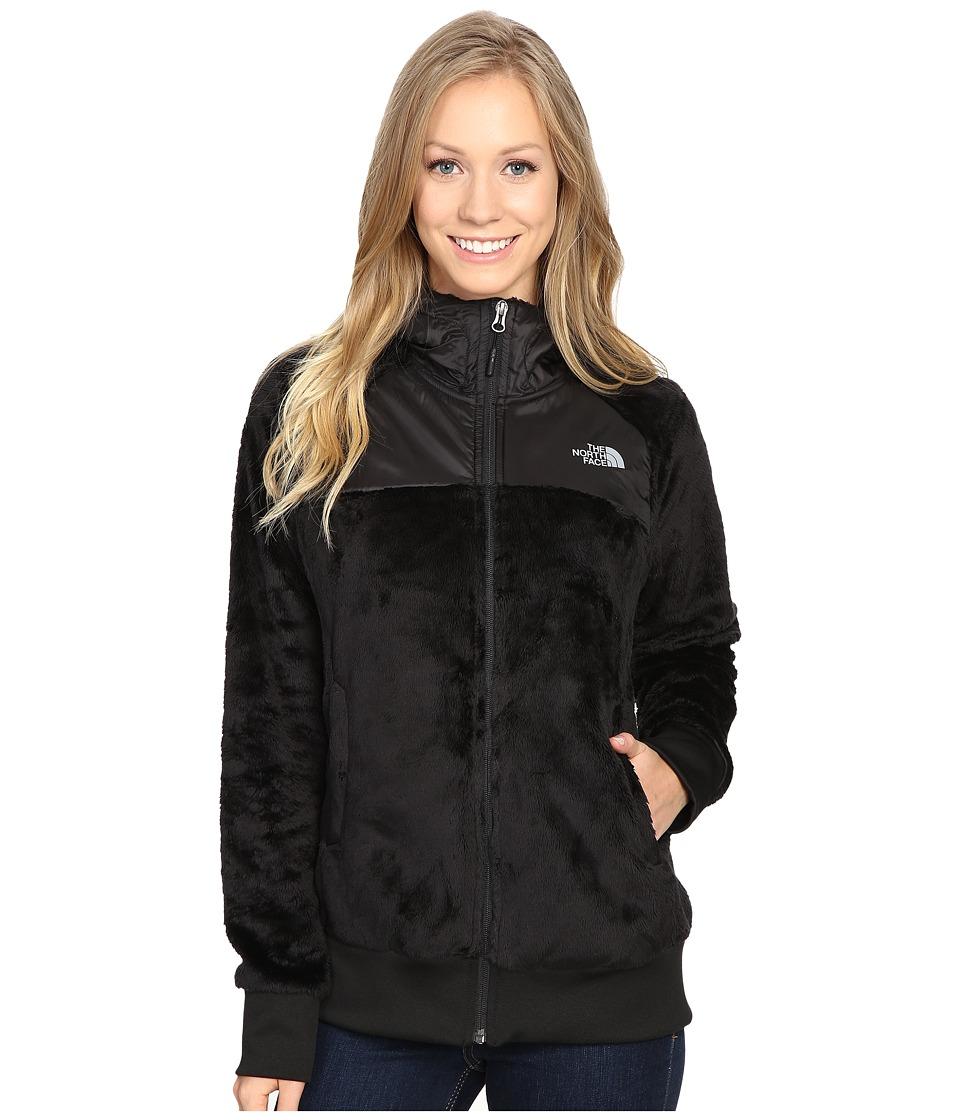 The North Face - Oso Hoodie (TNF Black/TNF Black) Women's Jacket
