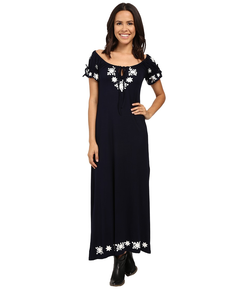 Union of Angels - Savanna Maxi (Navy) Women's Dress