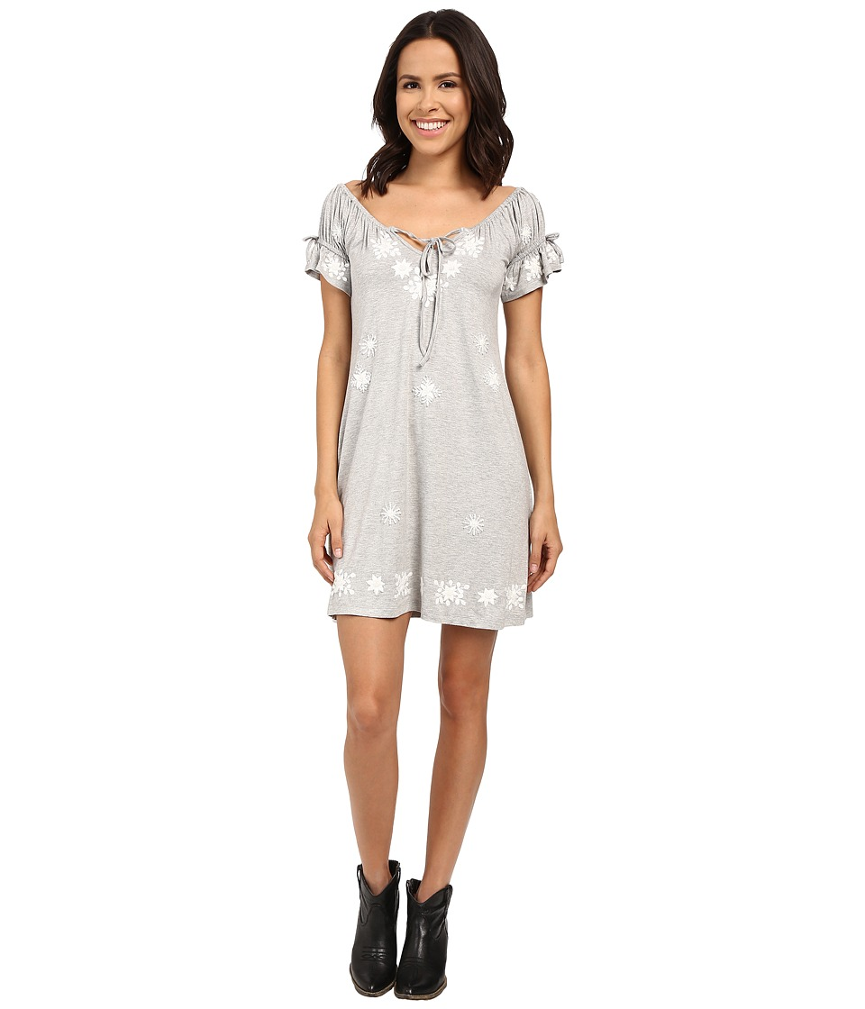 Union of Angels - Savanna Dress (Grey) Women's Dress
