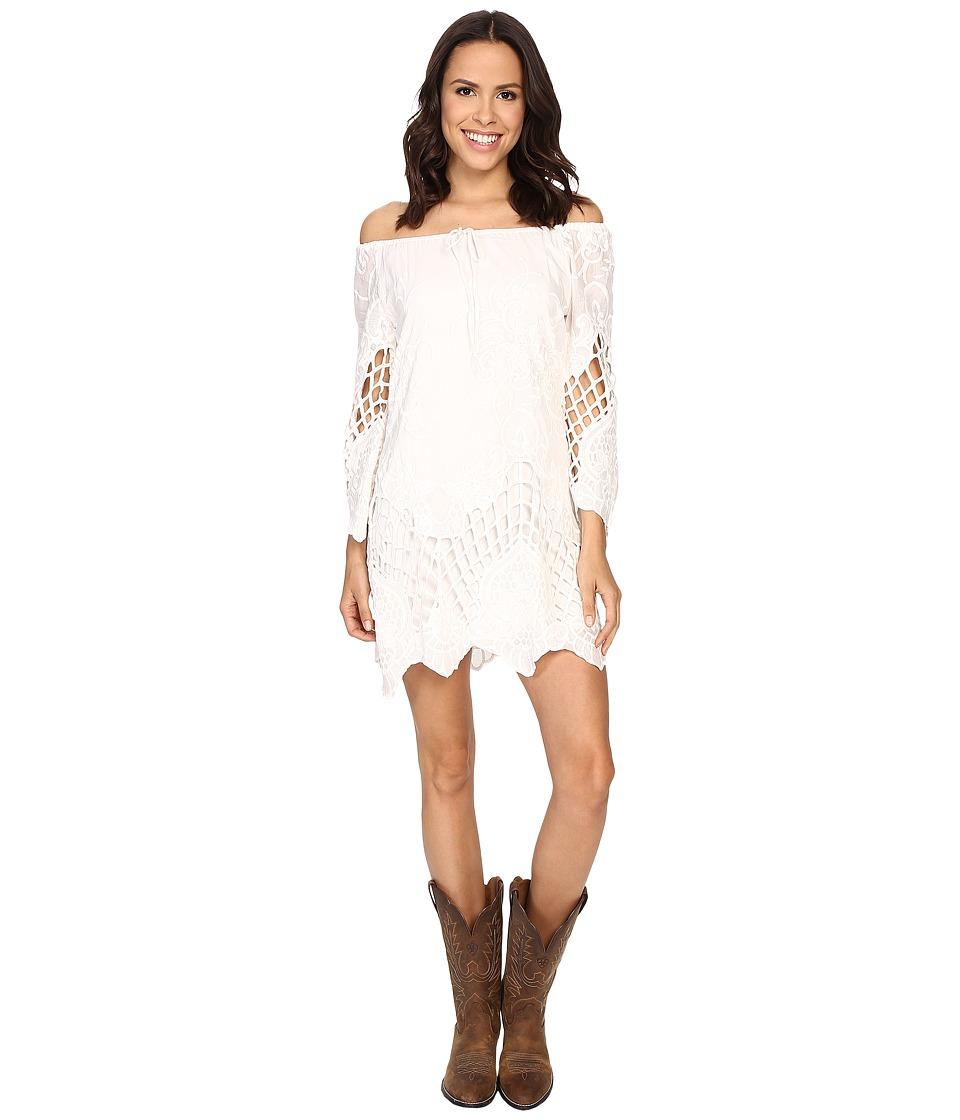 Union of Angels - Cynthia Dress (White) Women's Dress