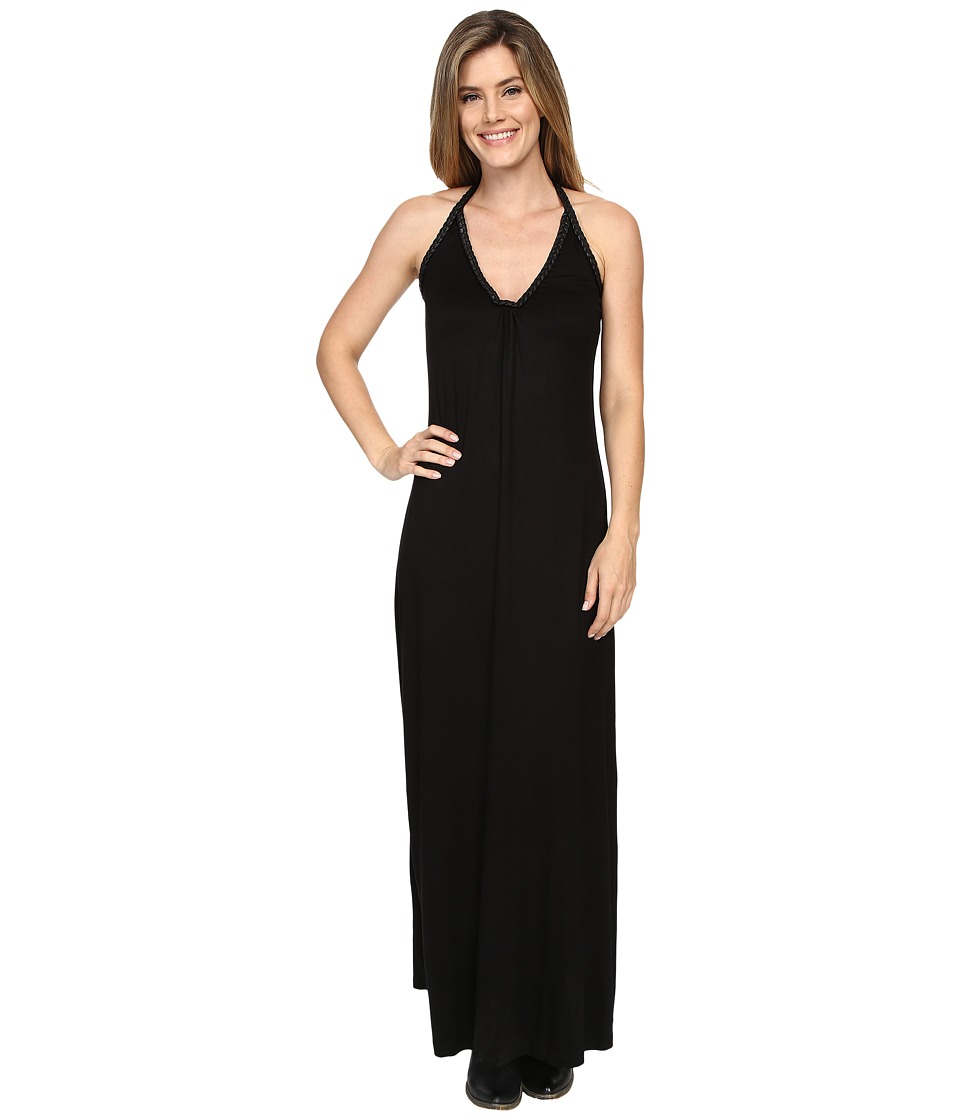 Union of Angels - Lilly Maxi (Black) Women's Dress