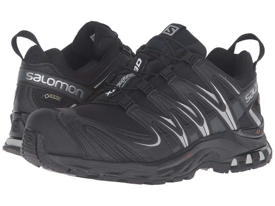 Salomon - XA PRO 3D GTX (Black/Asphalt/Light Onix) Women's Shoes