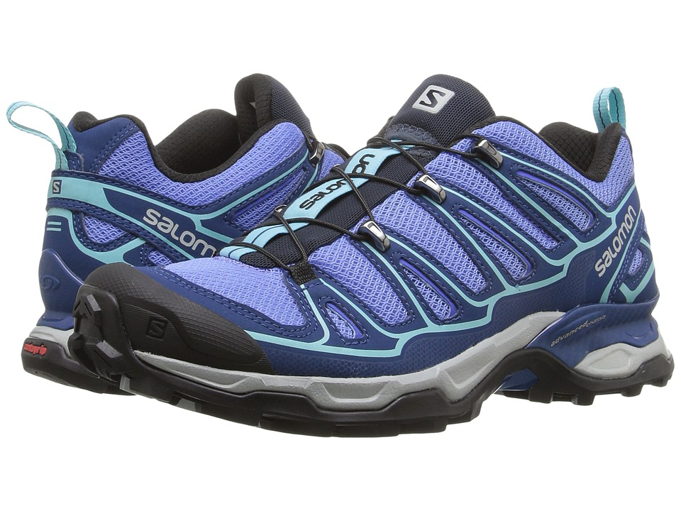 Salomon - X Ultra 2 (Petunia Blue/Midnight Blue/Wild Violet) Women's Shoes