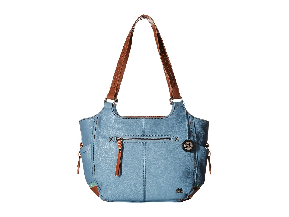 The Sak - Kendra Satchel (Harbour Block) Shoulder Handbags