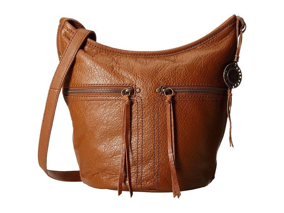 The Sak - Newport Small Bucket (Tobacco) Handbags