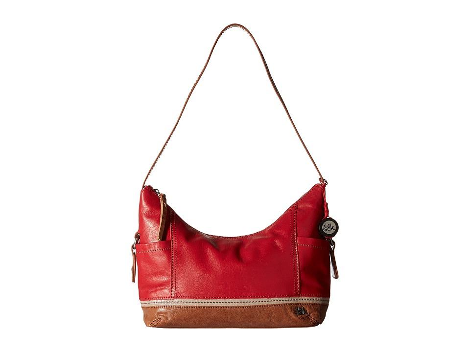 The Sak - Kendra Hobo (Bonfire Block) Hobo Handbags