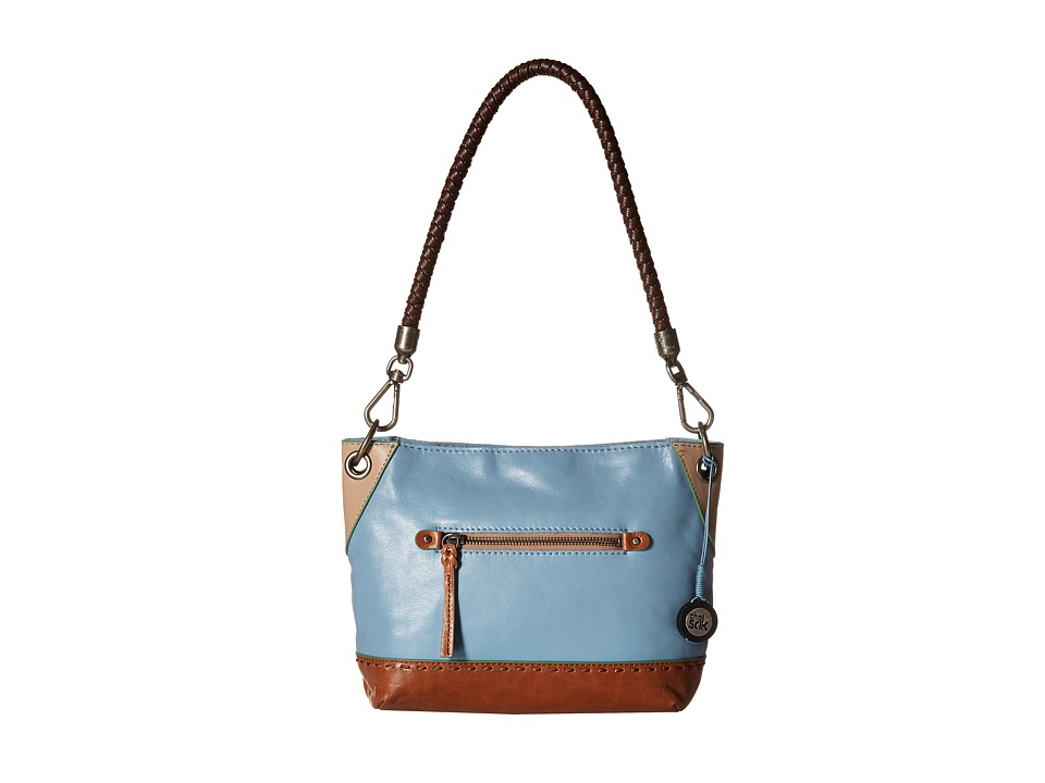 The Sak - Indio Leather Demi (Harbour Block) Shoulder Handbags