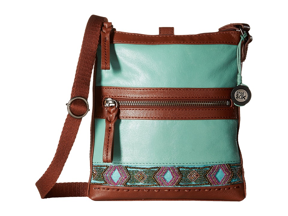 The Sak - Pax Swing Pack (Seascape Beads) Cross Body Handbags