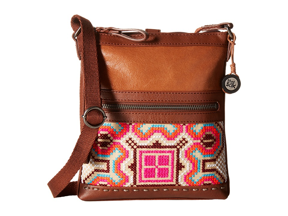 The Sak - Pax Swing Pack (Geo Cross Stitch) Cross Body Handbags