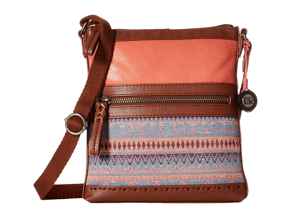 The Sak - Pax Swing Pack (Guava Patch) Cross Body Handbags