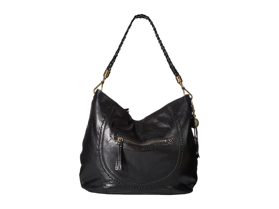 The Sak - Indio Hobo (Black) Hobo Handbags