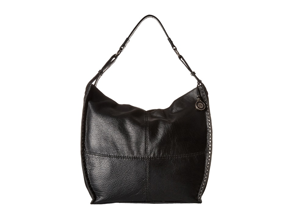 The Sak - Silverlake Bucket (Black) Handbags
