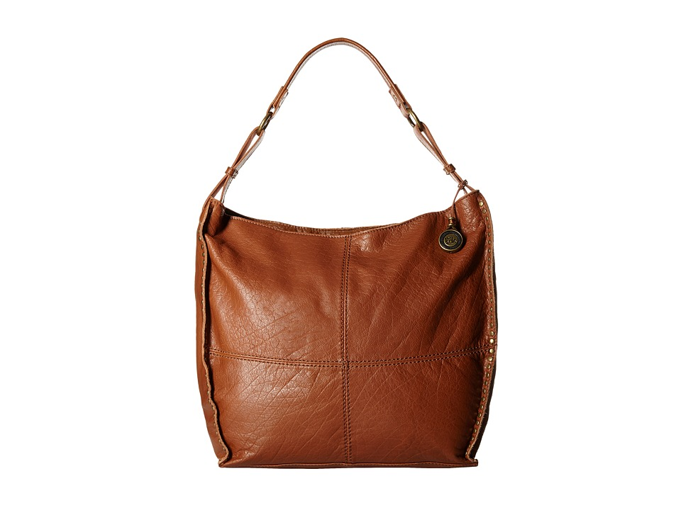 The Sak - Silverlake Bucket (Tobacco) Handbags