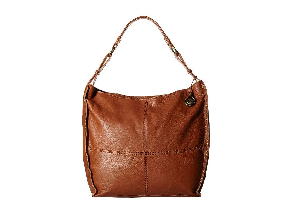 The Sak - Silverlake Bucket (Tobacco) Handbags