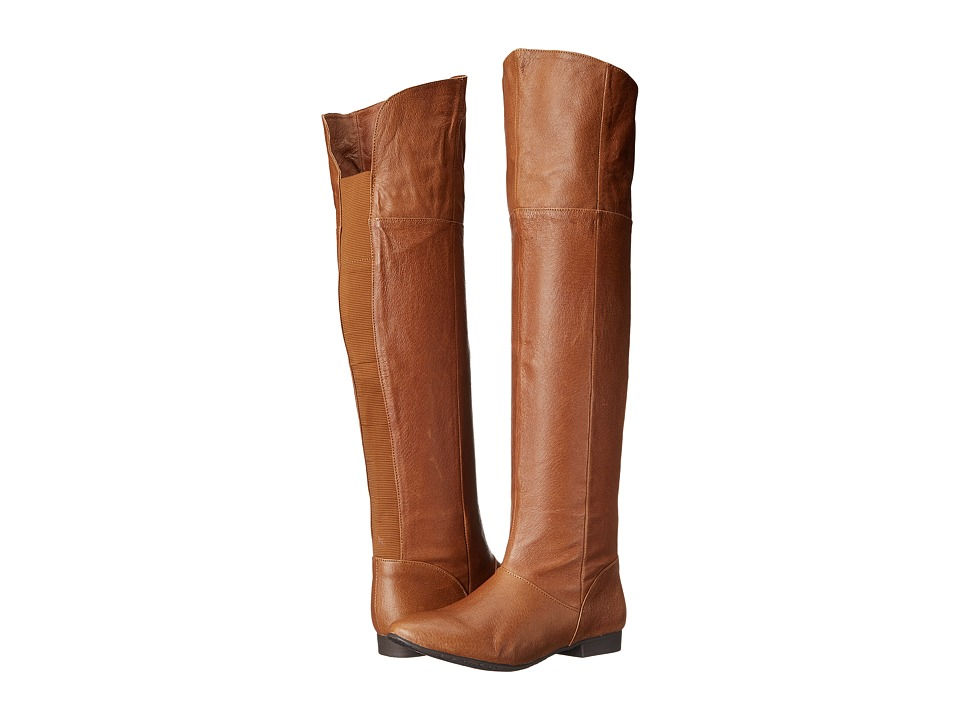Chinese Laundry - Z Southland (New Cognac Nappa) Women's Boots