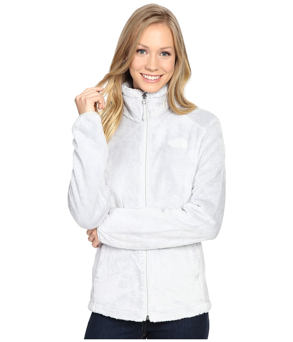 The North Face - Osito 2 Jacket (Lunar Ice Grey) Women's Coat