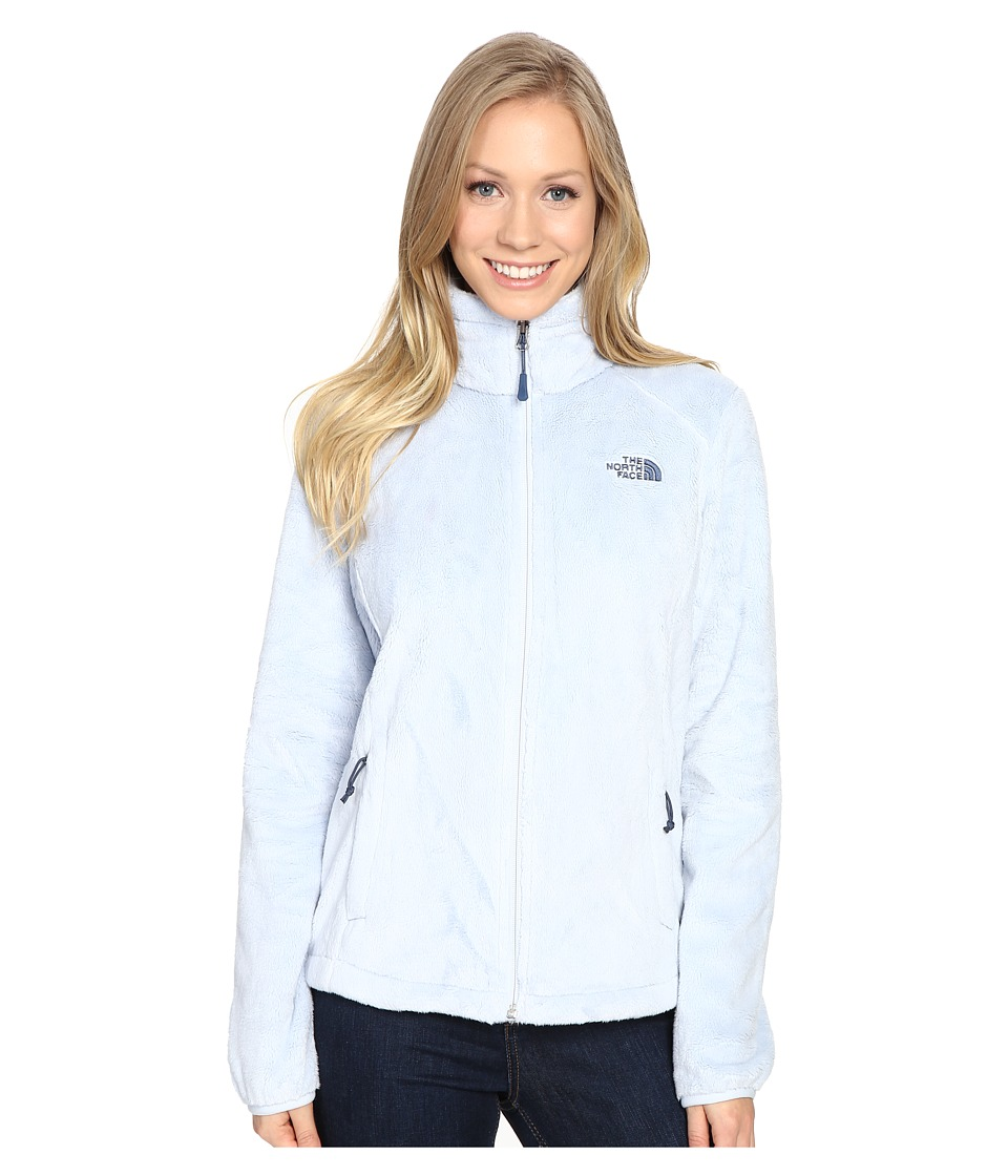 The North Face - Osito 2 Jacket (Arctic Ice Blue) Women's Coat
