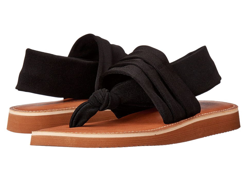 Dirty Laundry - Babe (Black) Women's Sandals
