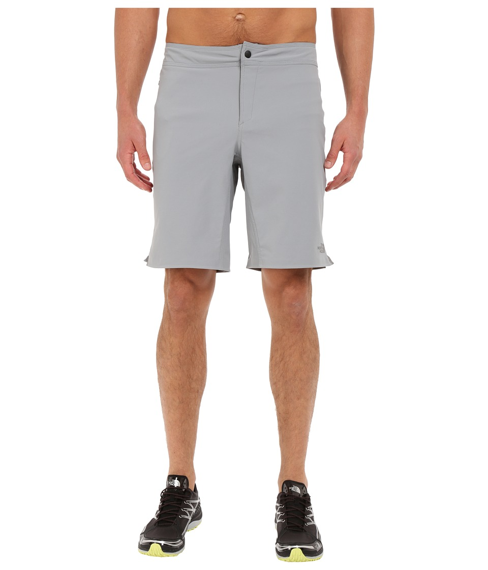 The North Face Kilowatt Shorts (Mid Grey) Men
