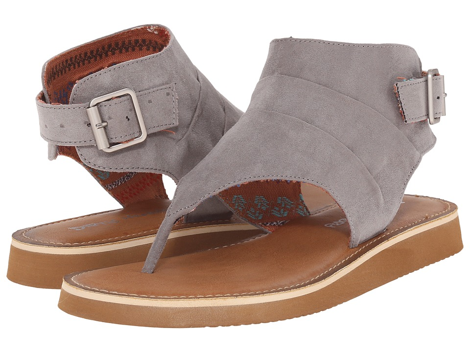 Dirty Laundry - Butternut Micro (Grey) Women's Sandals