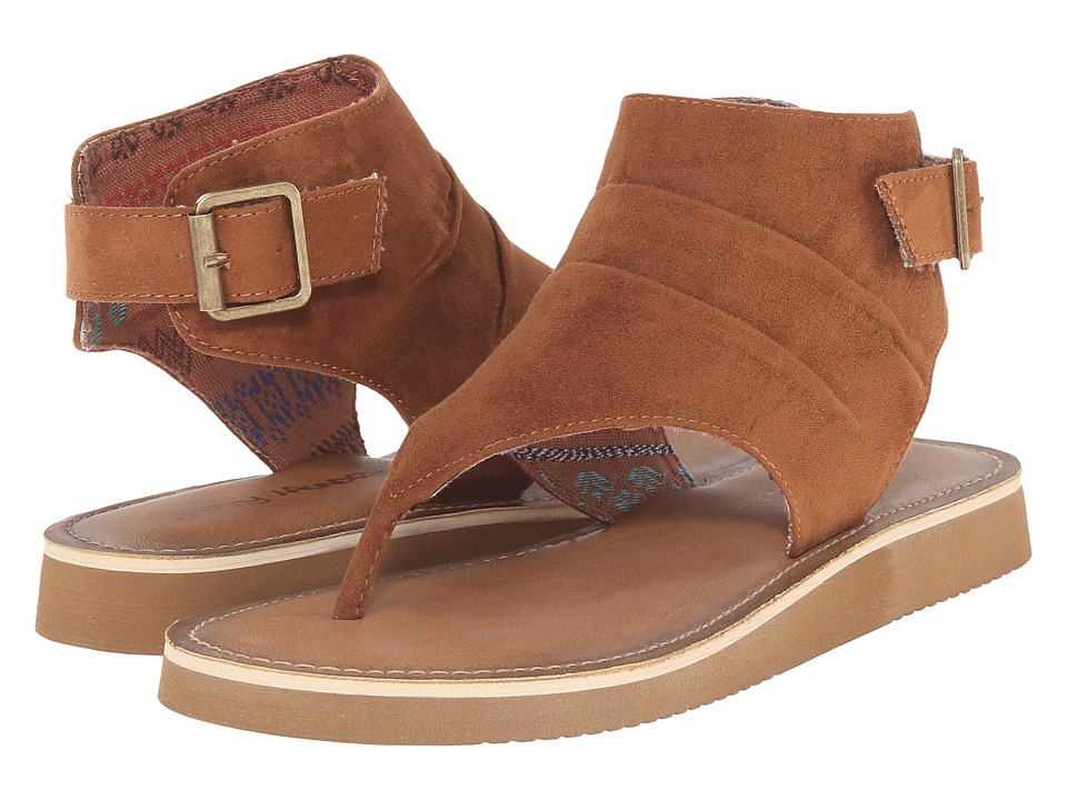 Dirty Laundry - Butternut Micro (Chestnut) Women's Sandals