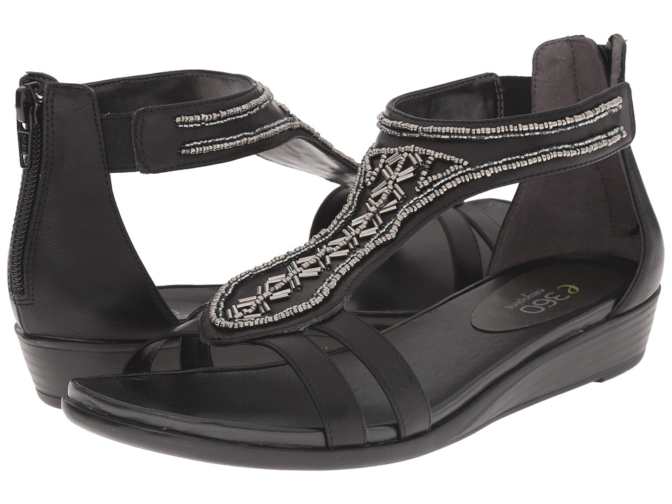 Easy Spirit Amalina 3 (Black/Black Synthetic) Women
