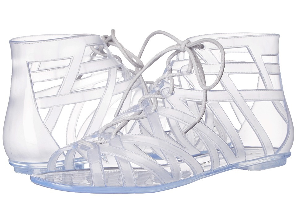 Dirty Laundry - Loved Up (Clear) Women's Sandals