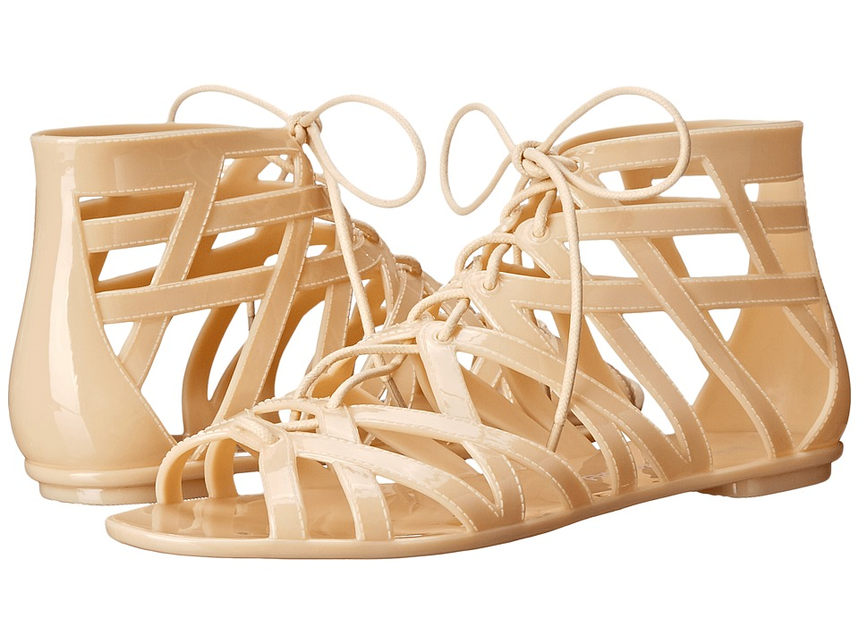 Dirty Laundry - Loved Up (Pale Yellow) Women's Sandals