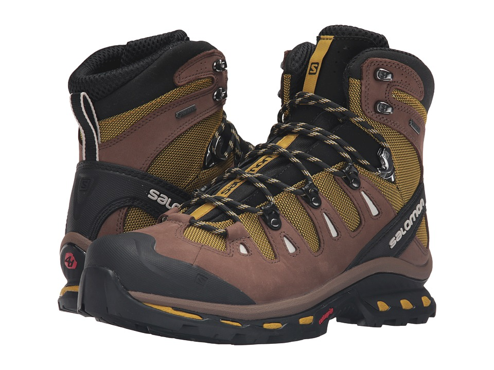 Salomon Quest 4D 2 GTX (Maize/Burro/Light Grey) Men