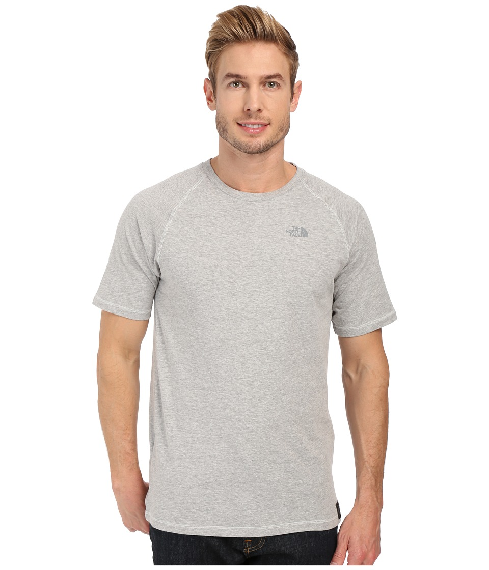 The North Face - Recking Crew (TNF Light Grey Heather) Men's Clothing
