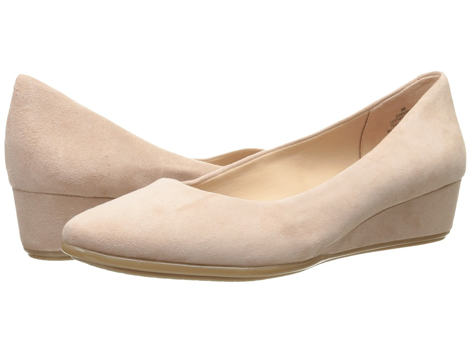 Easy Spirit - Avery (Light Pink Suede) Women