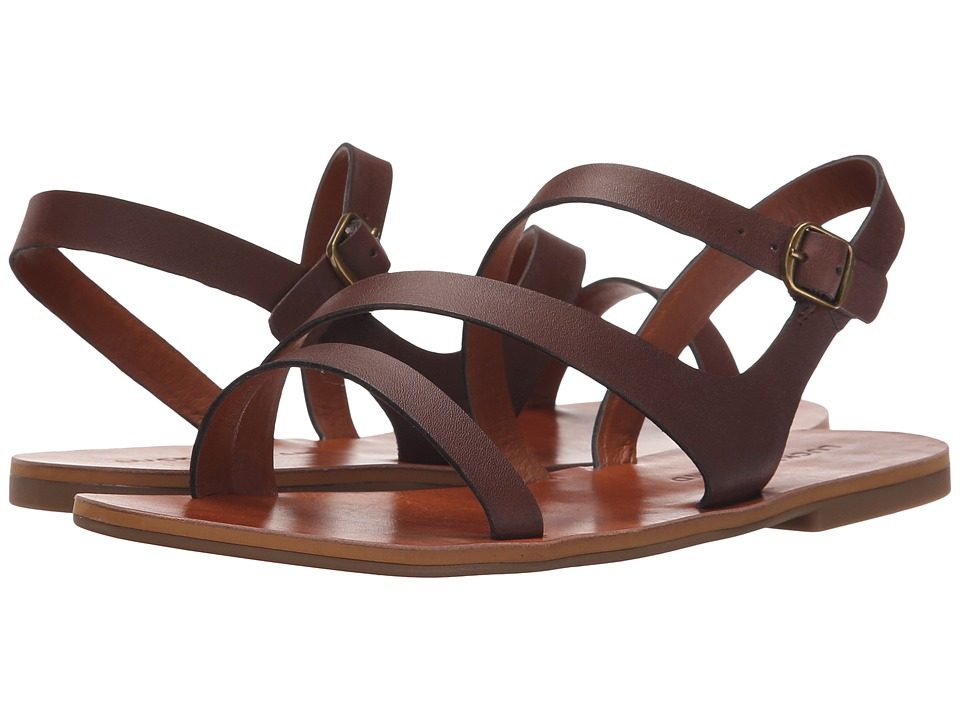Lucky Brand - Alexcia (Brunette) Women's Sandals