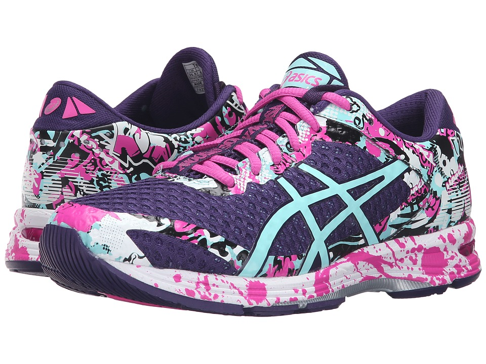 ASICS - Gel-Noosa Tri 11 (Parachute Purple/Aruba Blue/Pink Glow) Women's Running Shoes