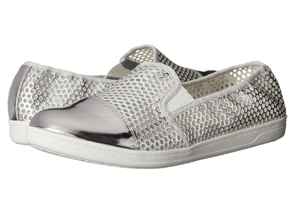 Easy Spirit - Damante 3 (Silver Multi Synthetic) Women's Shoes