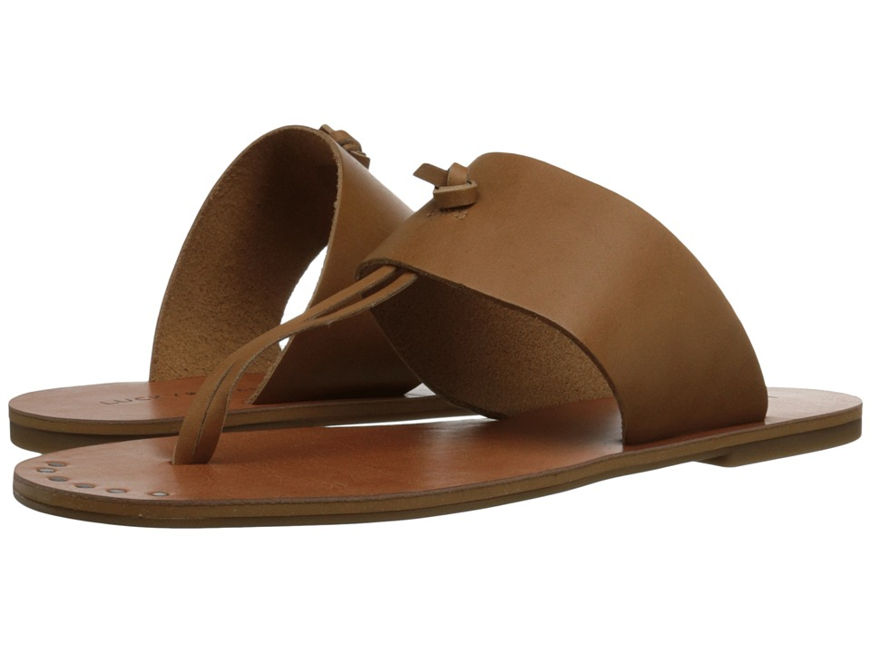 Lucky Brand - Ari (Brown Sugar) Women's Sandals