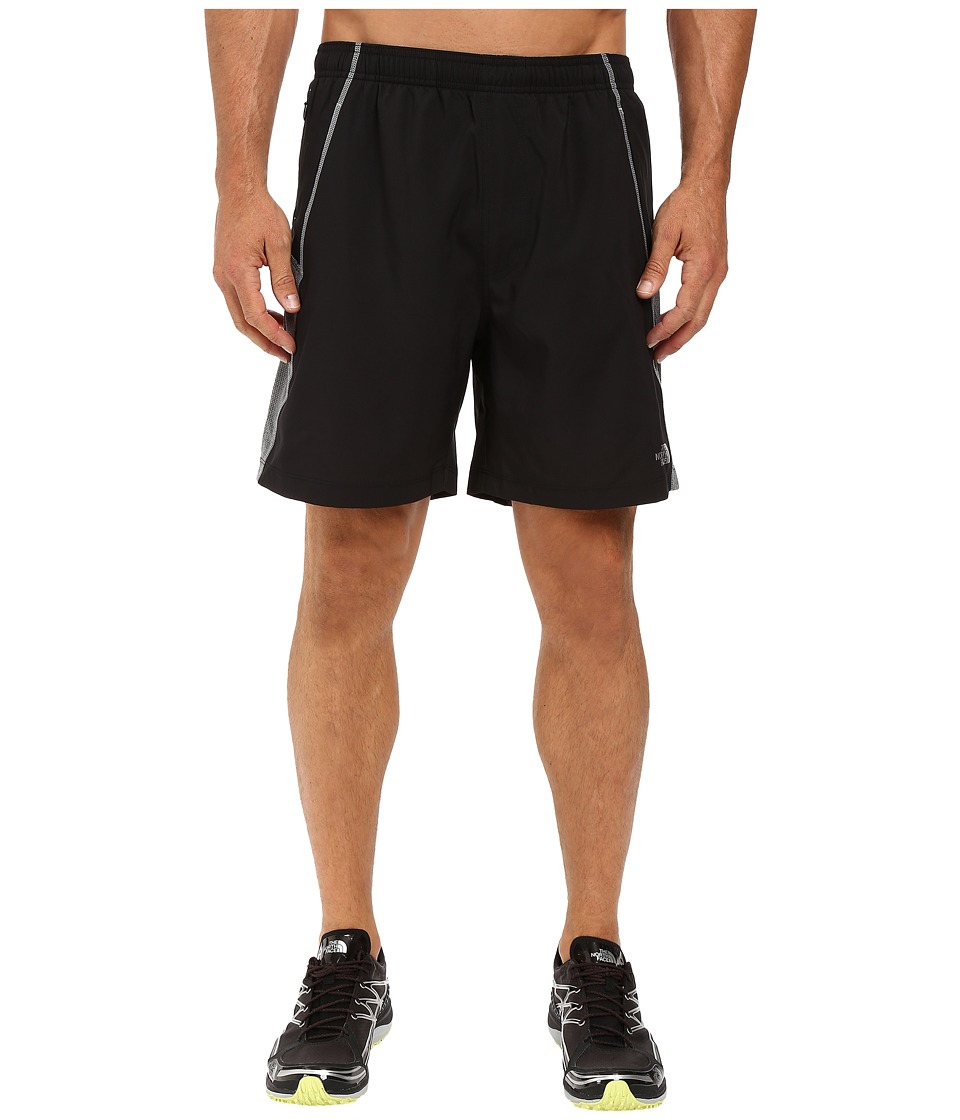 The North Face - Voltage Pro Shorts (TNF Black/TNF Medium Grey Heather) Men's Shorts