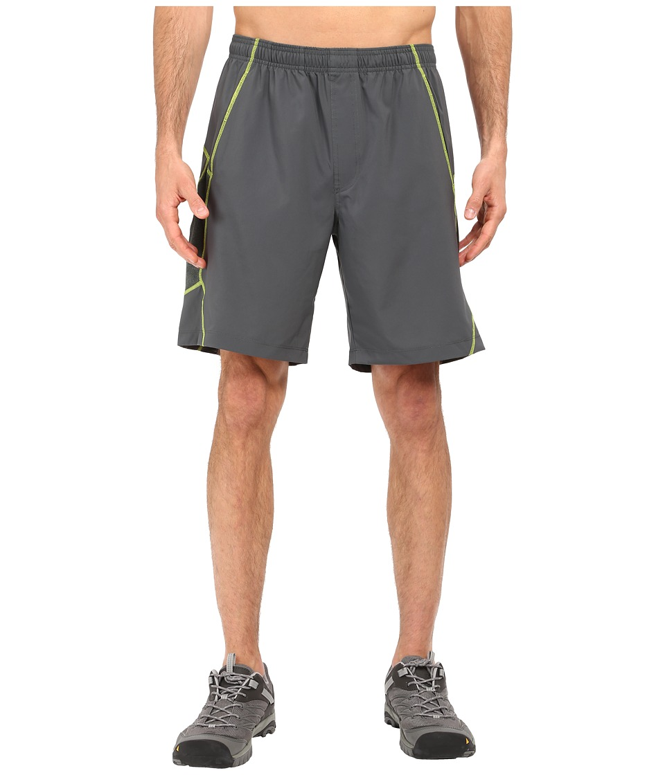 The North Face Voltage Shorts (Spruce Green/Spruce Green Heather) Men