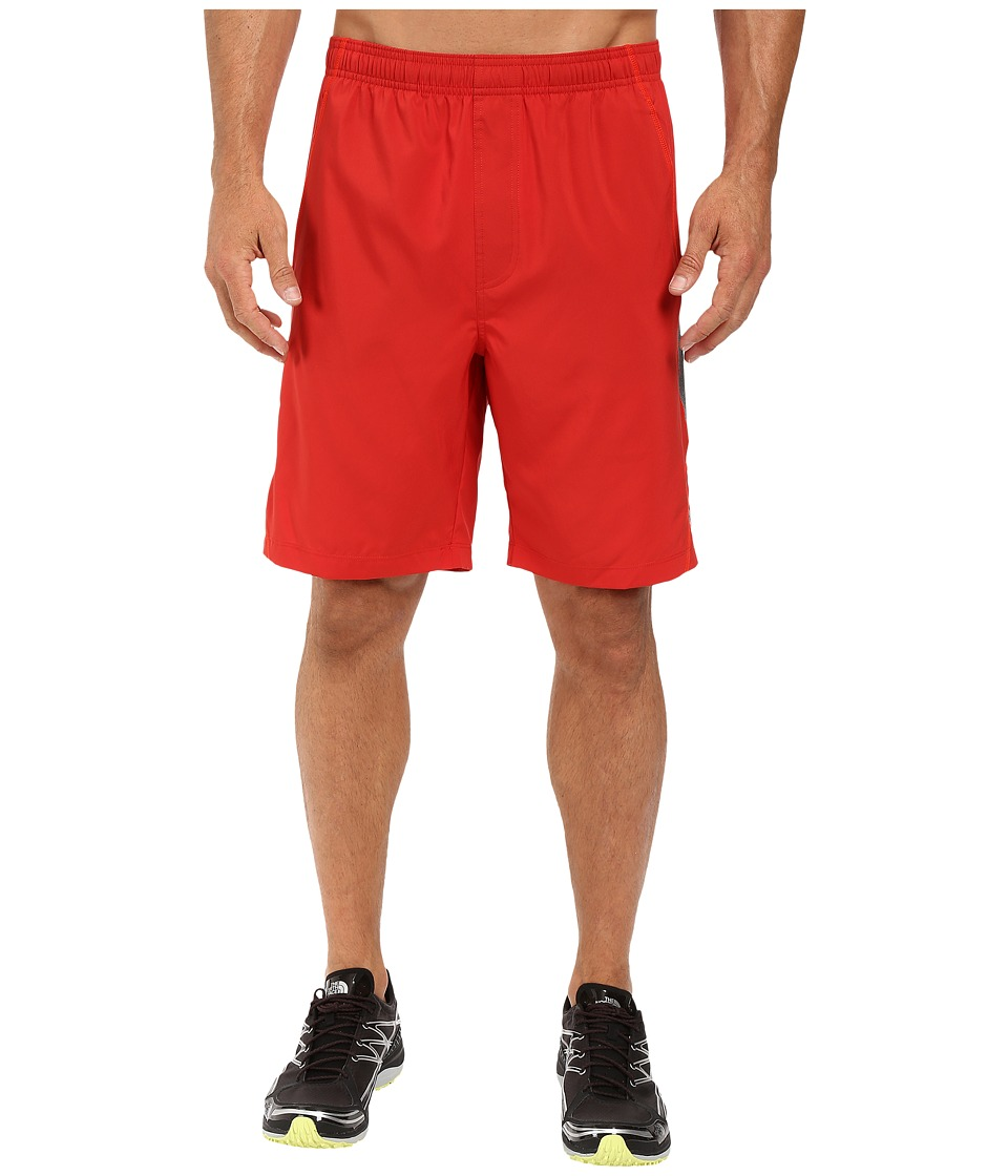 The North Face - Voltage Shorts (Pompeian Red /TNF Medium Grey Heather) Men's Shorts