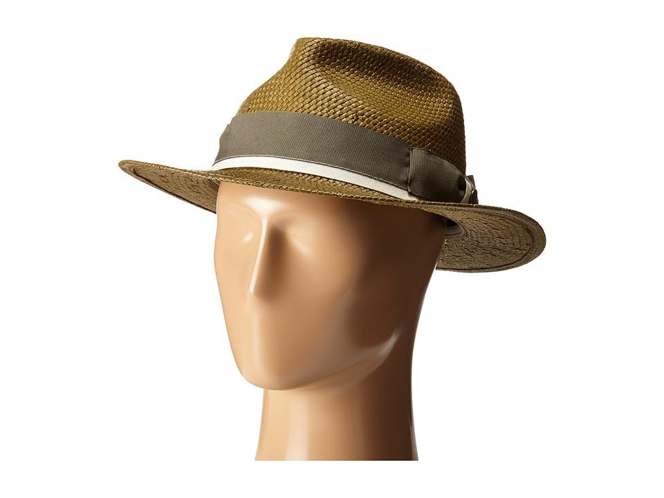 Goorin Brothers - Edison (Olive) Caps