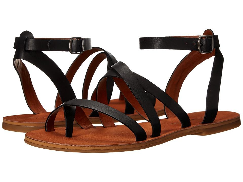 Lucky Brand - Aubree (Black) Women's Sandals