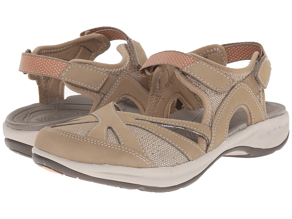 Easy Spirit - Efast (Taupe/Medium Natural Leather) Women's Shoes