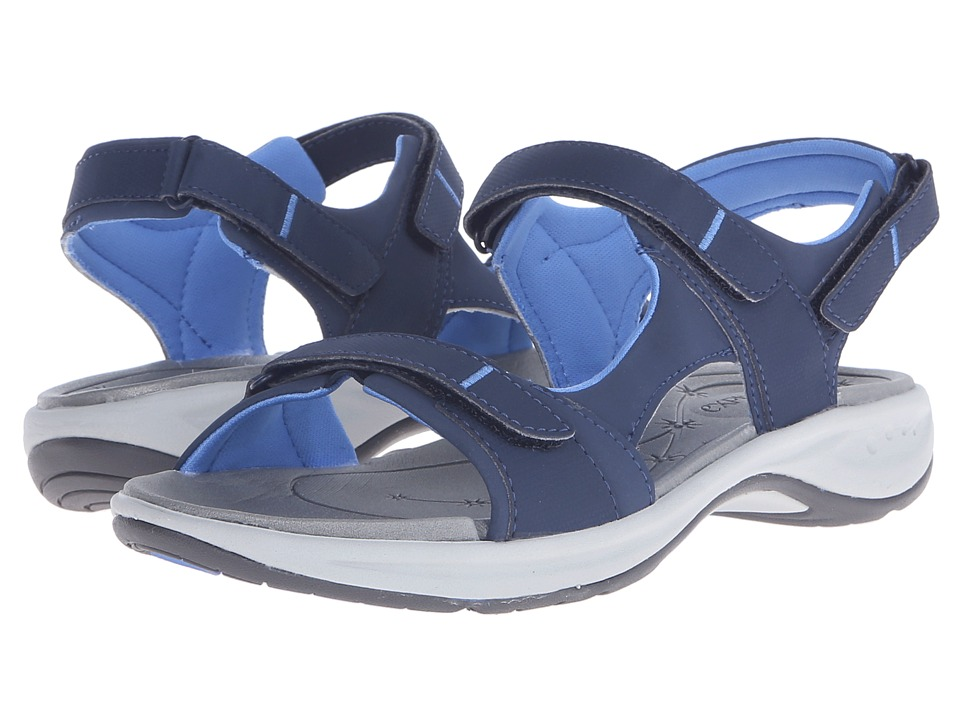 Easy Spirit - Egnita 3 (Navy/Navy Synthetic) Women's Sandals