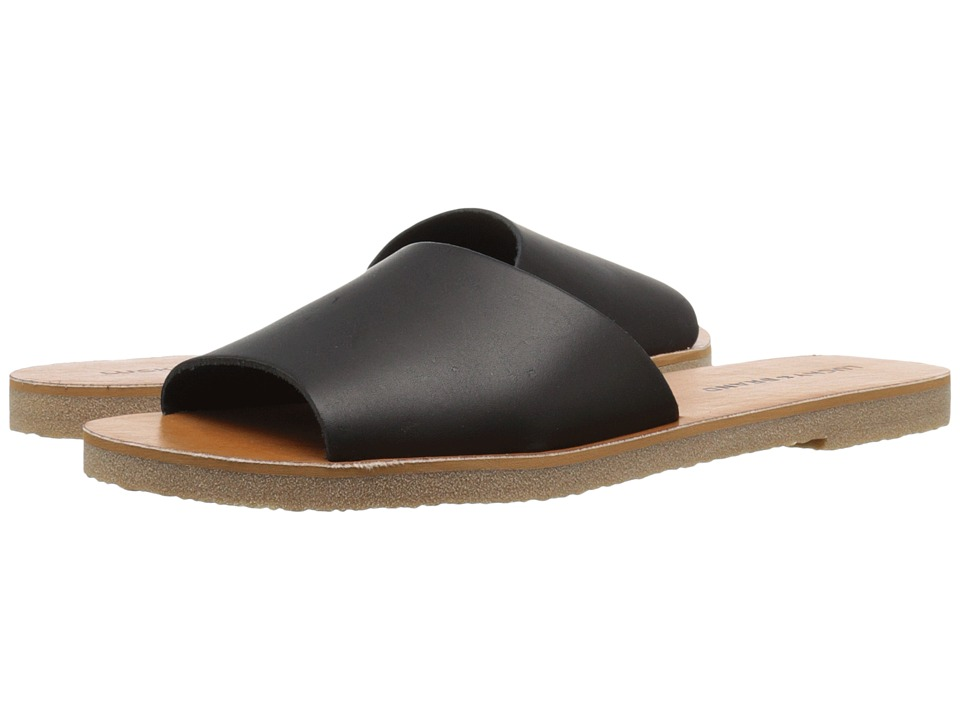 Lucky Brand - Dorian (Black) Women's Flat Shoes