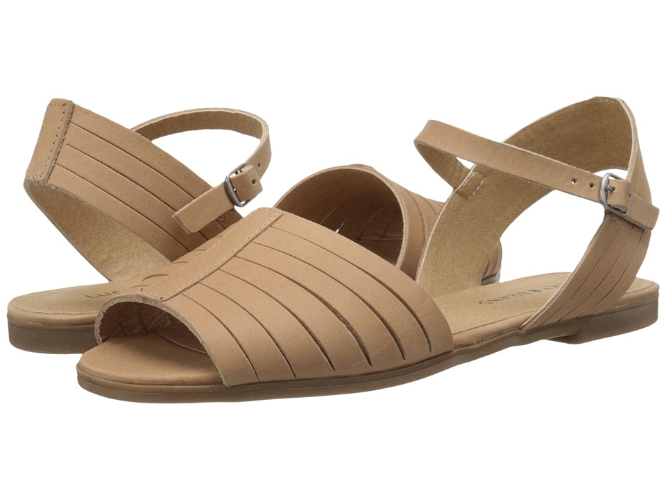 Lucky Brand - Channing (Clay) Women's Flat Shoes