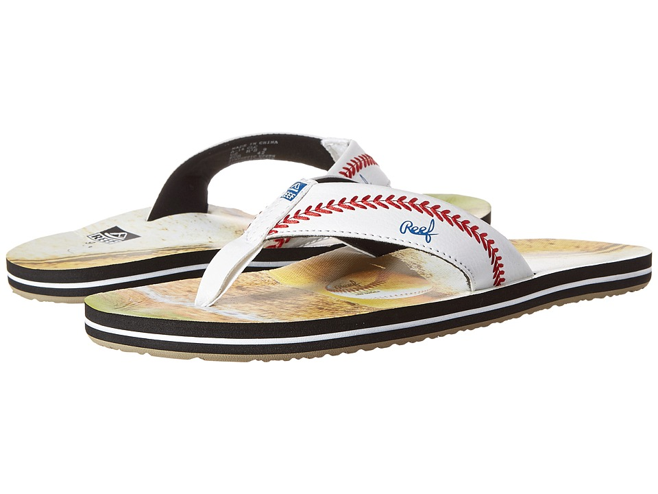 Reef - Reef HT Prints (Baseball) Men's Sandals