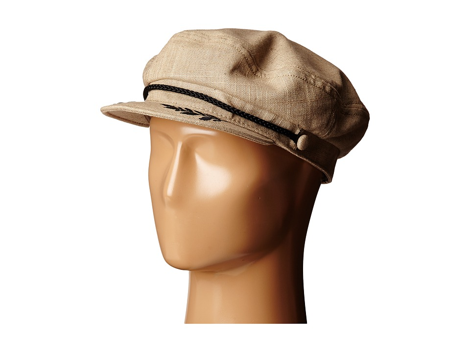Goorin Brothers - Cappy (Natural) Caps