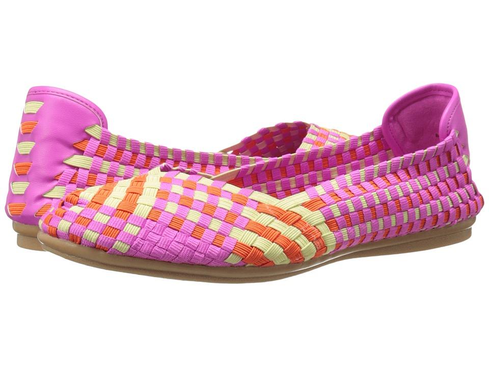 Easy Spirit - Gibby (Dark Pink Multi/Dark Pink Fabric) Women's Shoes